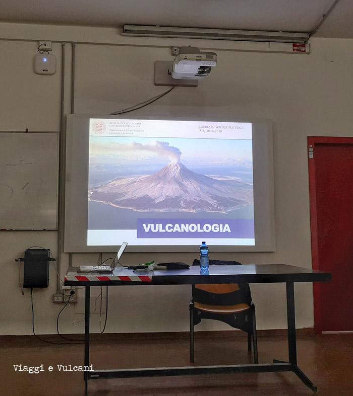 studiare vulcanologia a bologna
