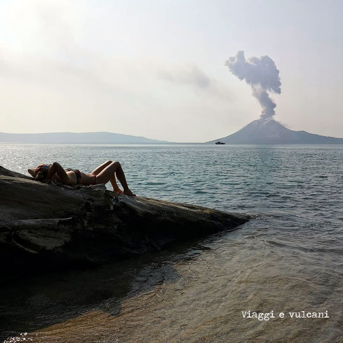 viaggi e vulcani krakatoa