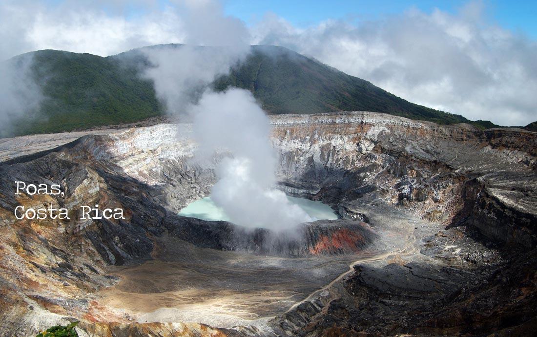 Viaggi e Vulcani - Poas Costa Rica