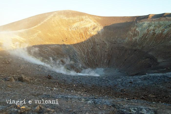 vulcano dove nasce il mio amore
