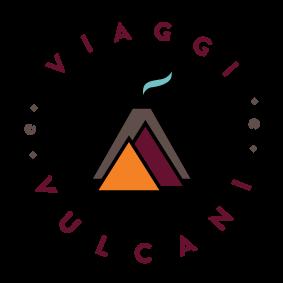 Viaggi e Vulcani Logo